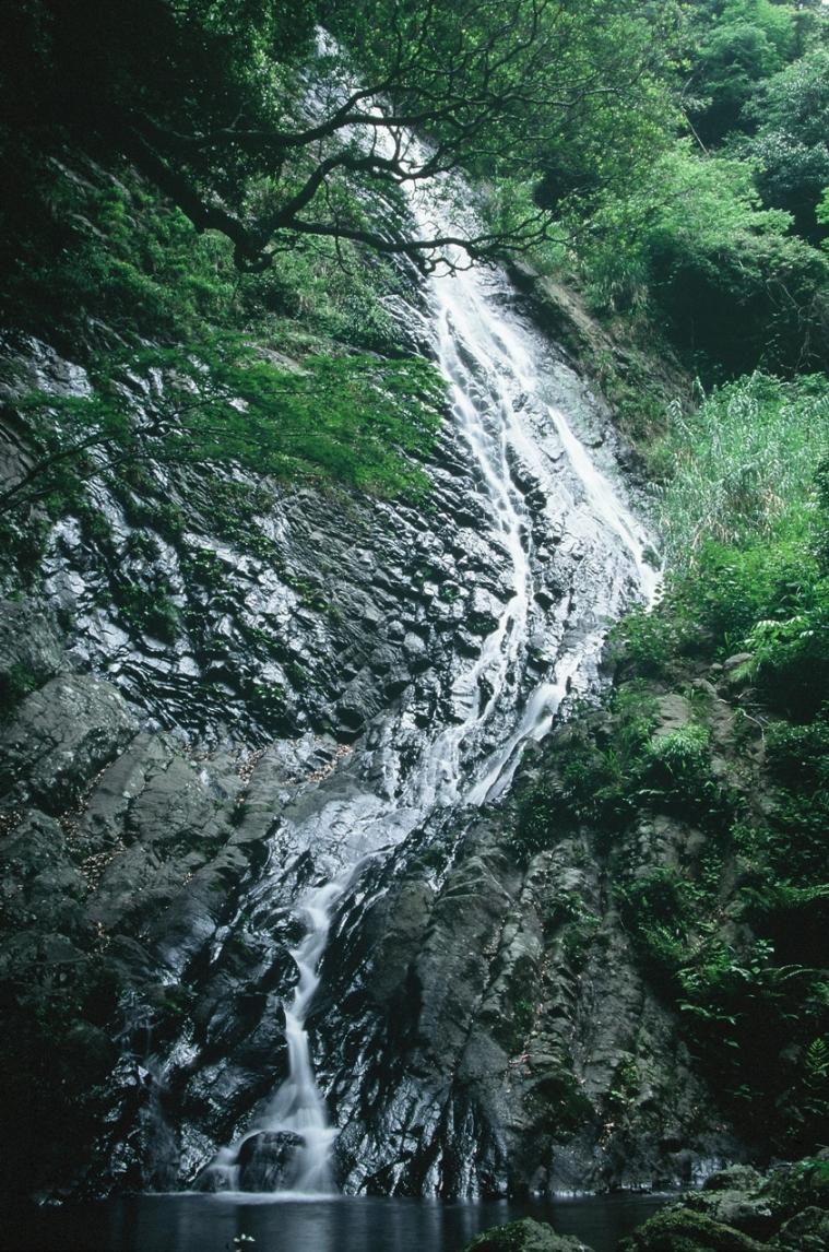 (入選)神洞の滝