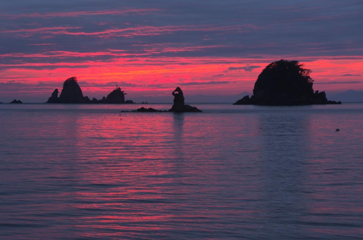 (入選)静かな海