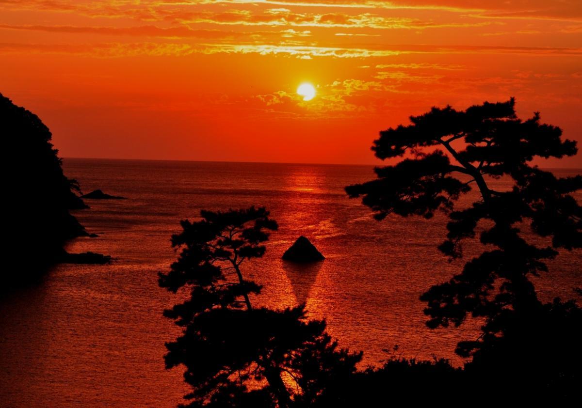 (入選)夕凪の色彩