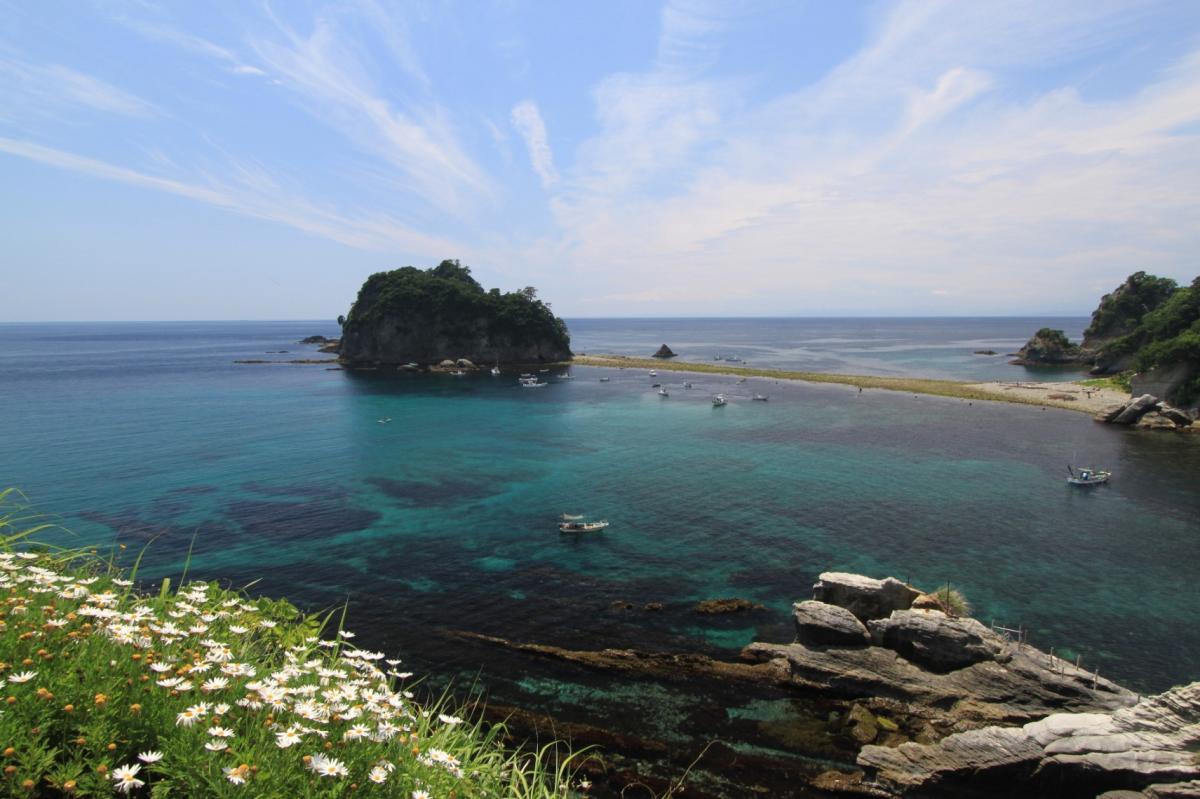 (特選)初夏の瀬浜