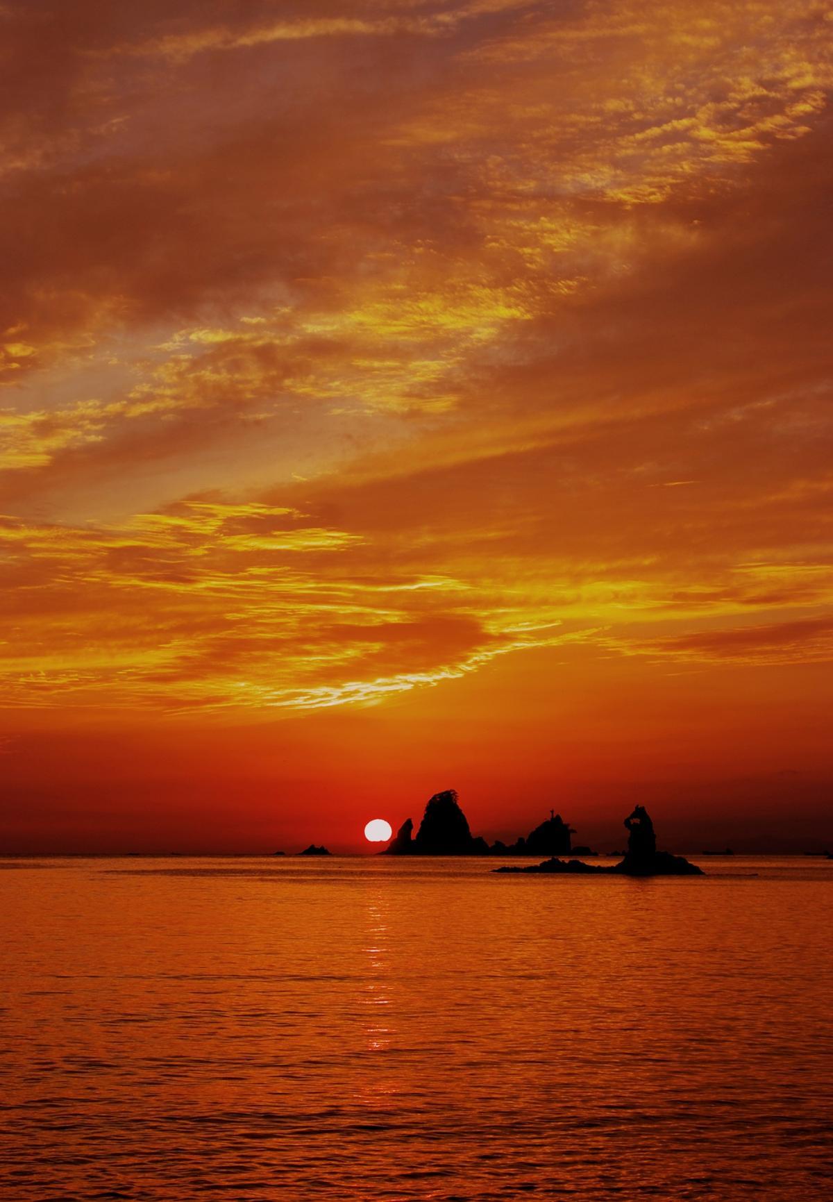 (入選)落陽