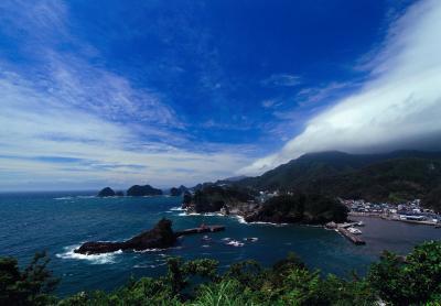 (佳作)安城岬の絶景