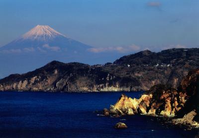 (佳作)今山歩道からの富士