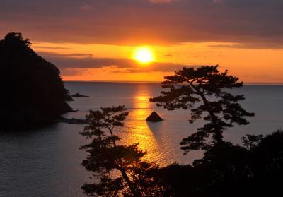 (入選)三四郎の夕陽