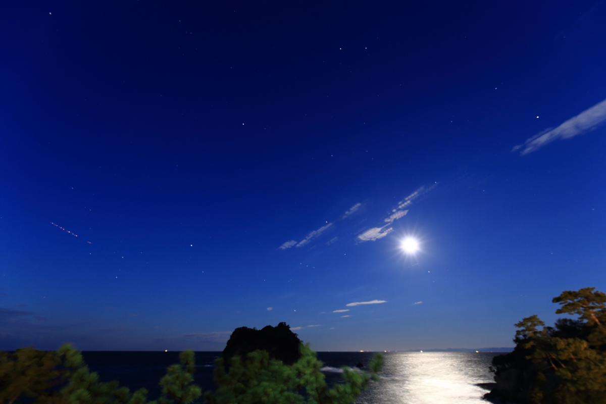 (佳作)星降る夜の西伊豆町