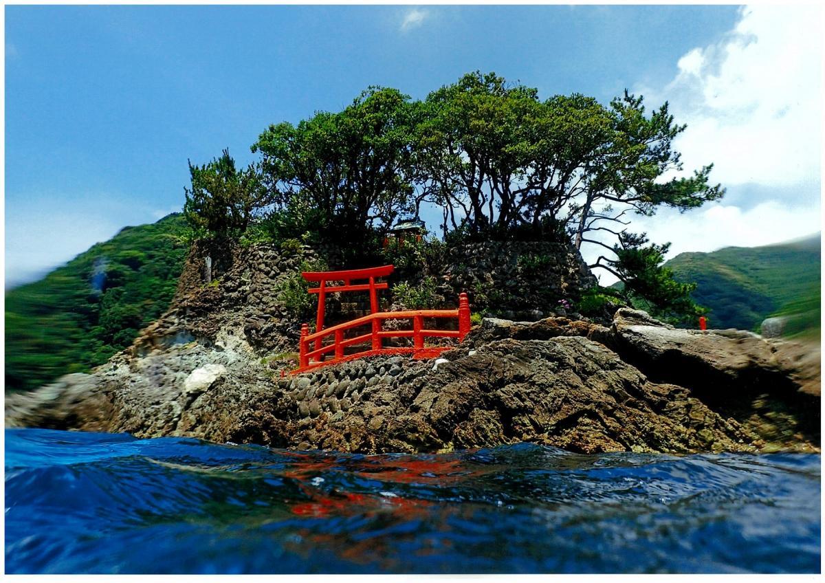 (佳作)浮かぶ弁天島